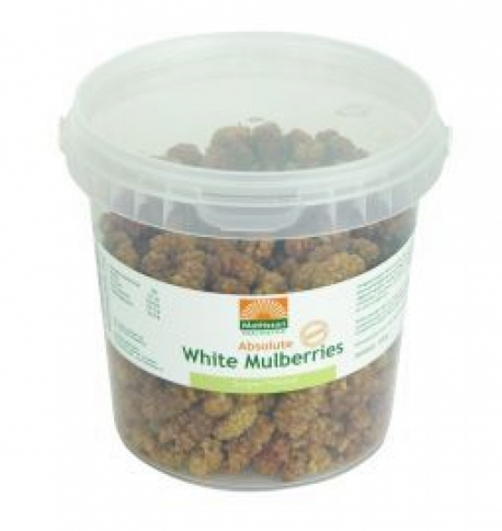 Absolute White Mulberries Raw Mattisson 300gr