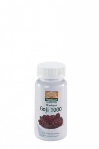 Goji berry extract 4:1 1000 60vc Mattisson