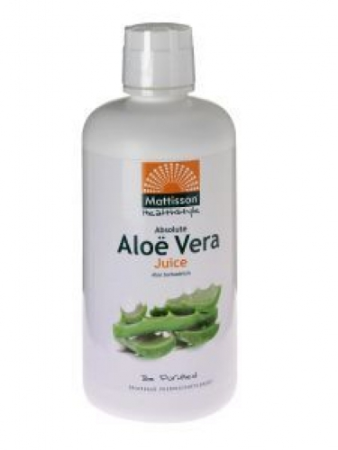 Absolute Jus d'Aloe Vera 750ml Mattisson