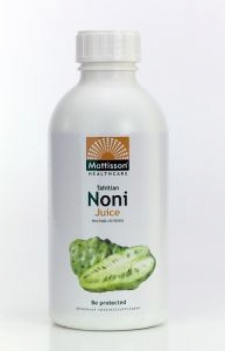 Noni 99.8% pure juice 1000ml Mattisson