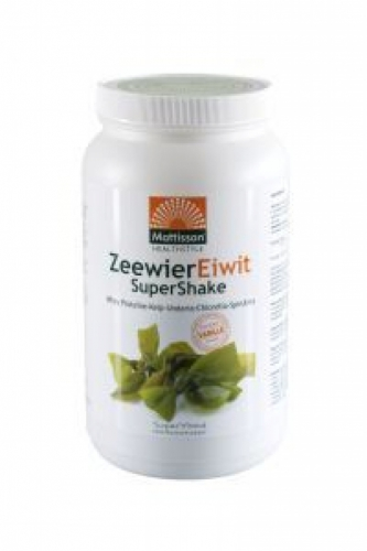 Absolute Zeewier Eiwit Supershake Mattisson 500gr