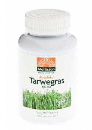 Absolute Tarwegras Mattisson 400mg 350tab