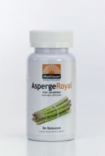 Royal asparagus Moisturize Mattisson 60vc