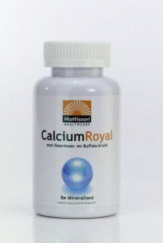 Calcium royale 120cap Mattisson