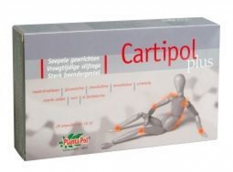 Cartipol Plus Cartridges 20x10 Mattisson