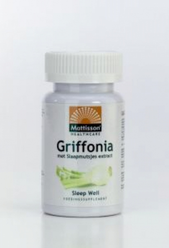 Griffonia 14,5% 5-HTP 350mg 30cap Mattisson
