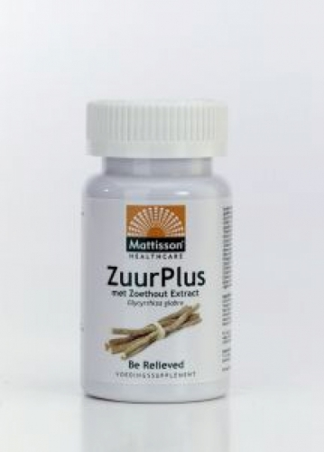 Zuurplus 400 mg 90tab Mattisson