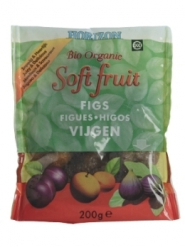 Soft fruit vijgen eko 200g Horizon