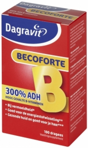 Becoforte 100 dragées Dagravit
