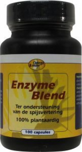 Enzyme Mischung 100cap Omega & More