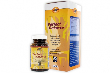 Perfect Balance Omega Oil & More