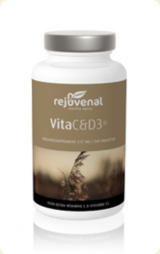 AC & Vit D3 500 tableten Rejuvenal