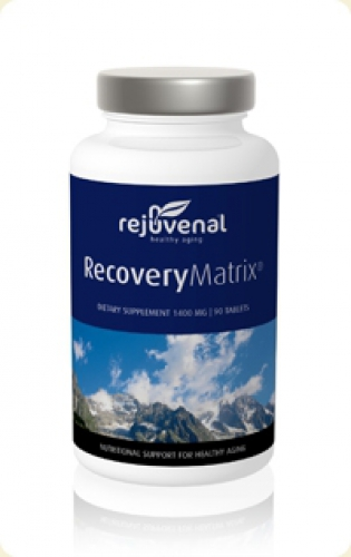 Recoverymatrix 90 tabletten Rejuvenal