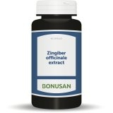 Zingiber officinale 60 vegicaps Bonusan