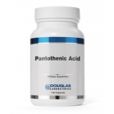 Pantotheenzuur, 500 mg. 100 capsules Douglas labs