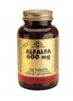 Alfalfa 600 mg tabletten 100 Solgar
