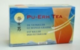 Pu erh tea builtjes 100st Mattisson